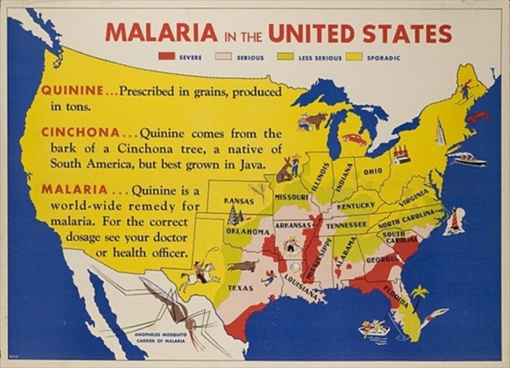 malaria-in-usa