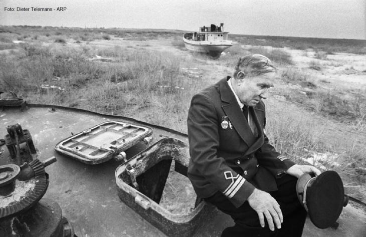 Aral em Luto