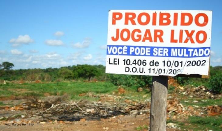 Proibido Jogar Lixo