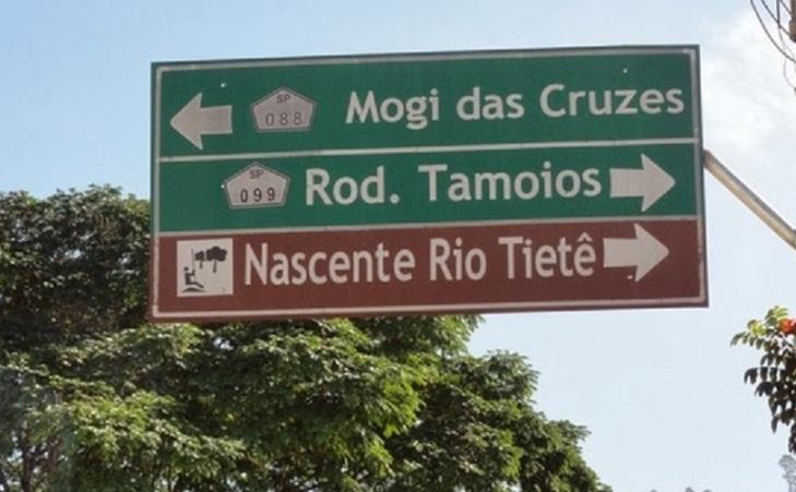 Nascente Rio Tietê