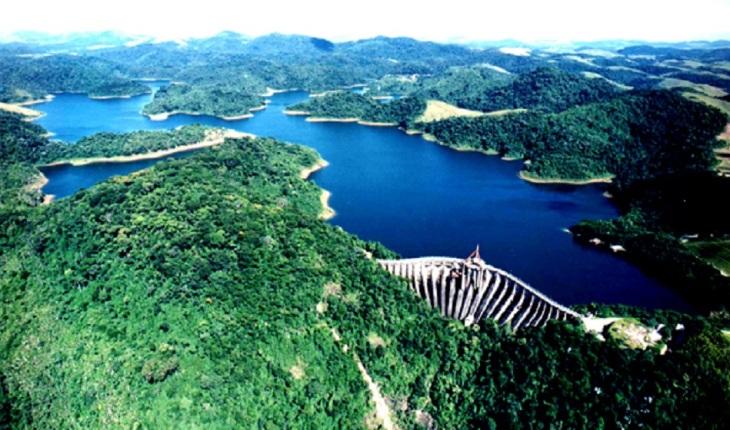 Represa Ribeirão das Lajes