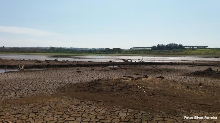 Barragem do Descoberto - foto Gilver Ferreira