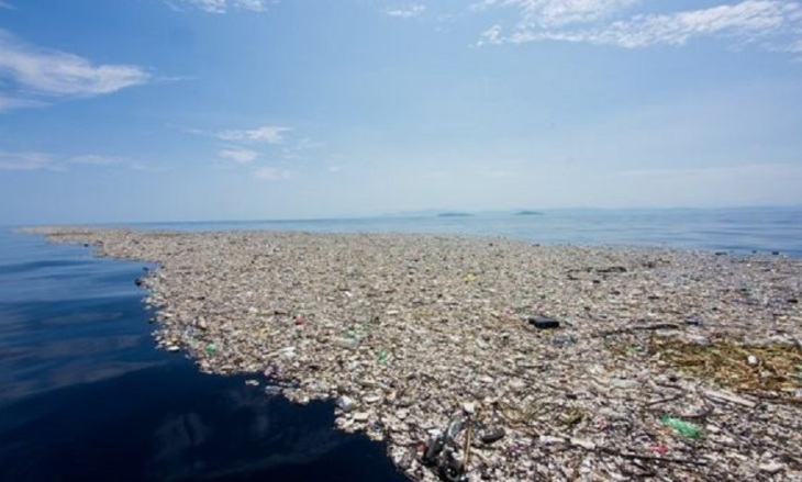 Ilha de Lixo Caribe