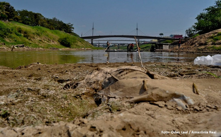 Rio Acre - foto Odair Leal Amazonia Real