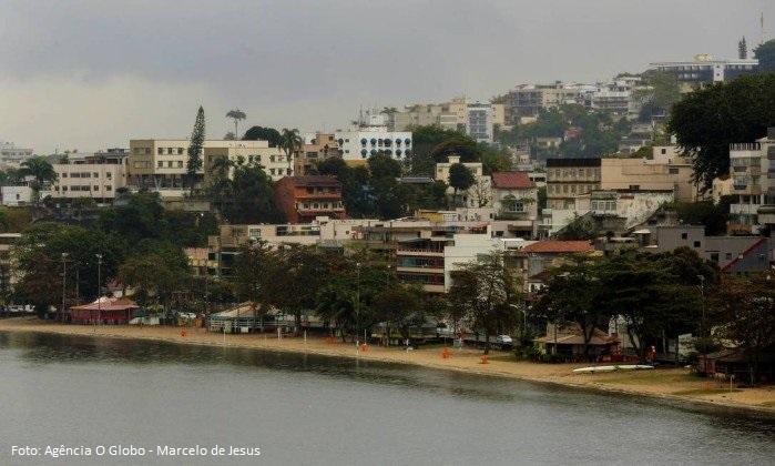 Praia Ilha do Governador - Agência O Globo - Marcelo de Jesus