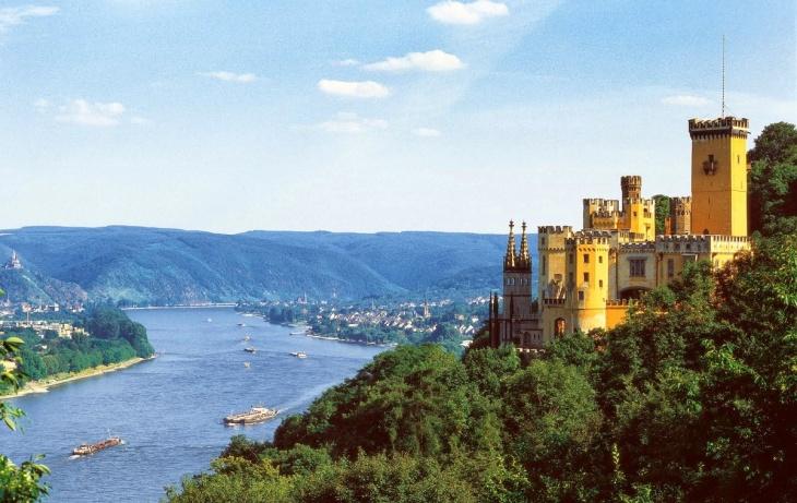 Castelos do Rio Reno
