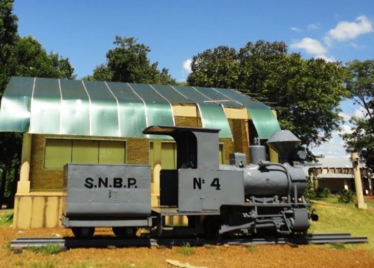 Ferrovia Guaíra- Porto Mendes