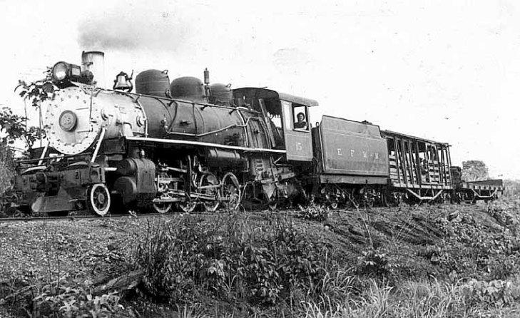 Ferrovia Madeira-Mamoré