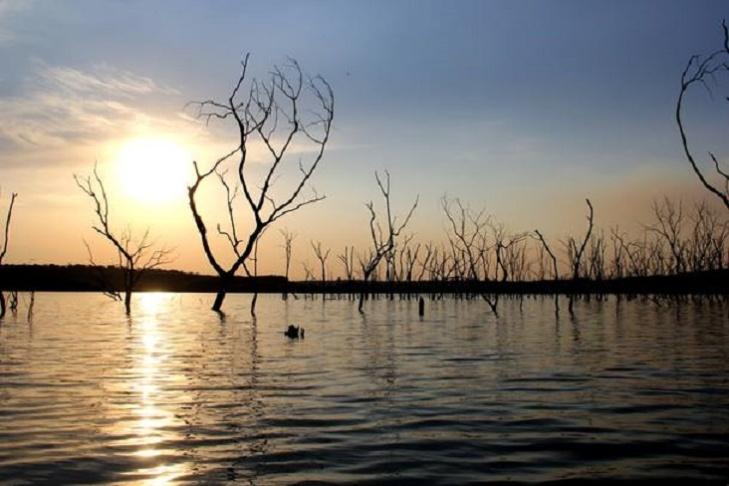 Lago UHE Estreito