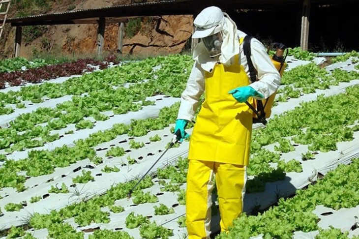 EPIs na agricultura