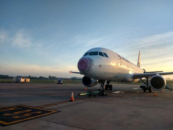 Avião Latam