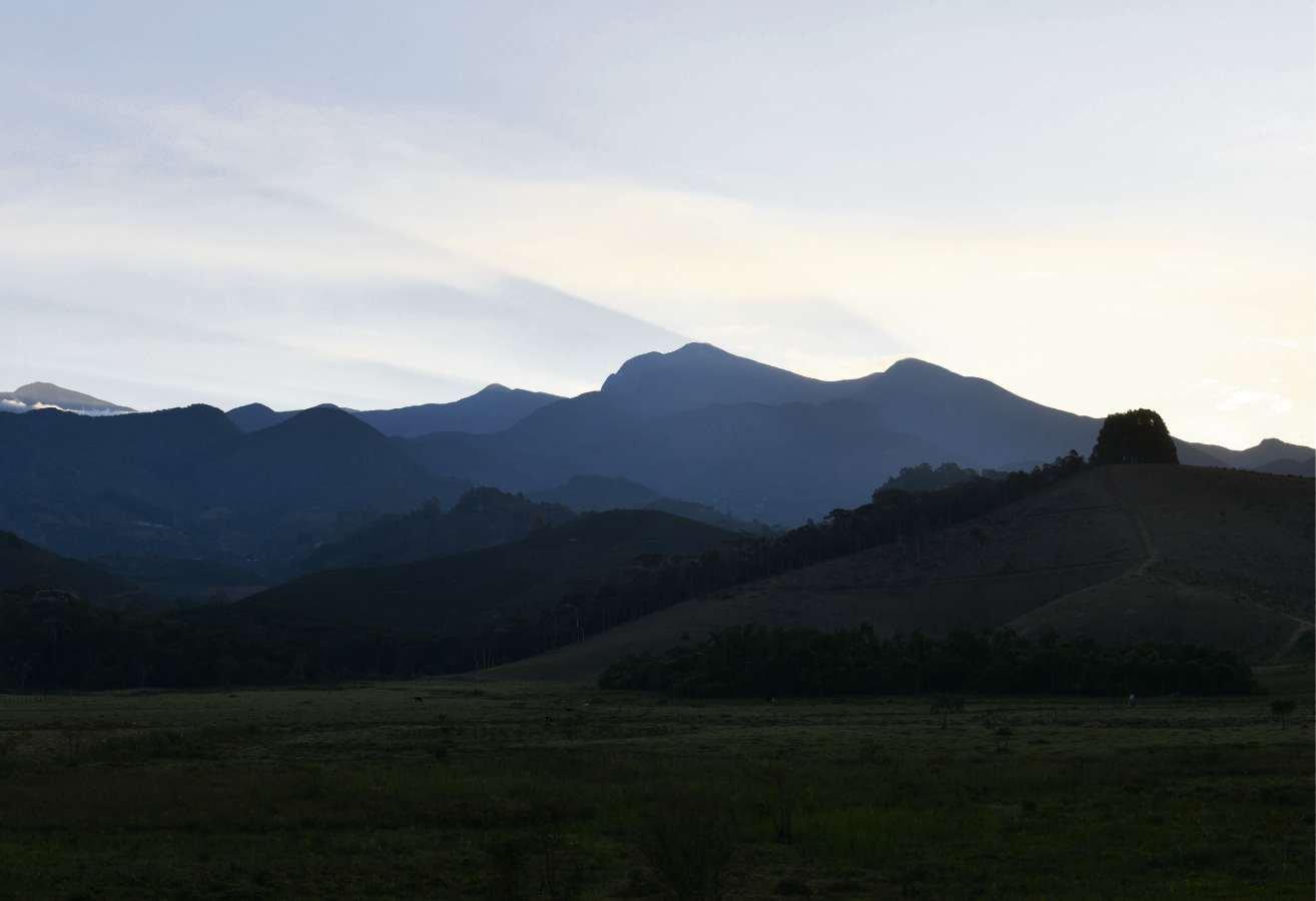 A Serra do Caparaó