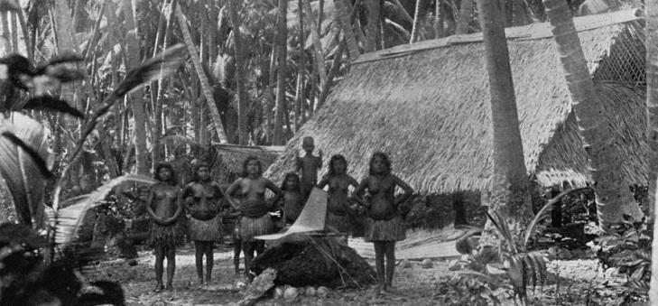 Nativos de Nauru