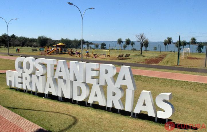 Costanera Hernandarias