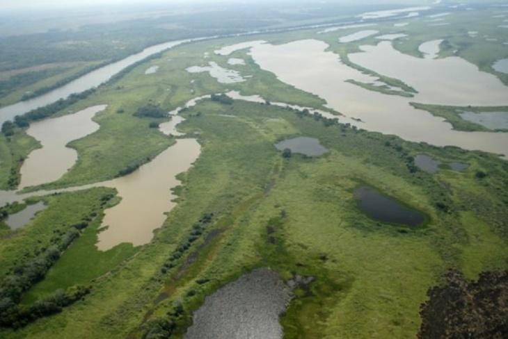 Planícies Inundáveis do rio Paraná