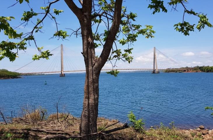 Ponte Alencastro Rio Paranaíba