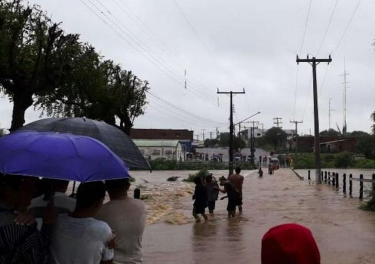Rompimento de Barragem na Bahia