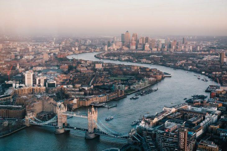 Londres aéreo