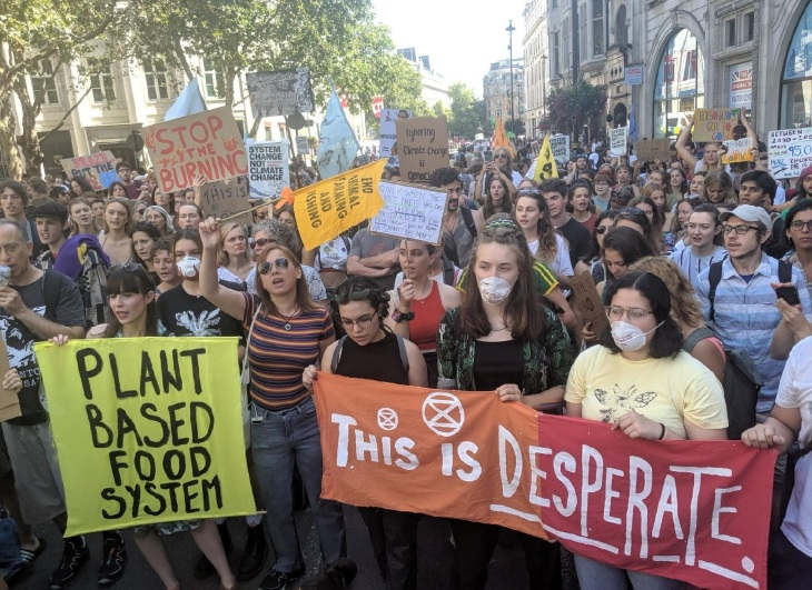 Protestos Pró Amazônia