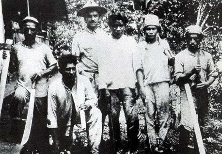 Seringueiros da Amazônia