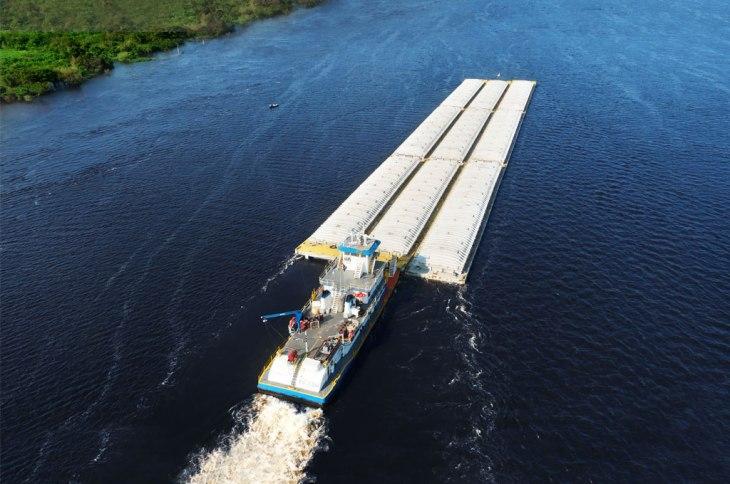 Hidrovias da Amazônia