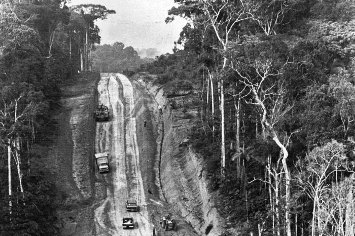Rodovia Belém-Brasília