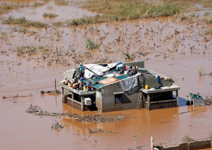 Enchentes no Quênia