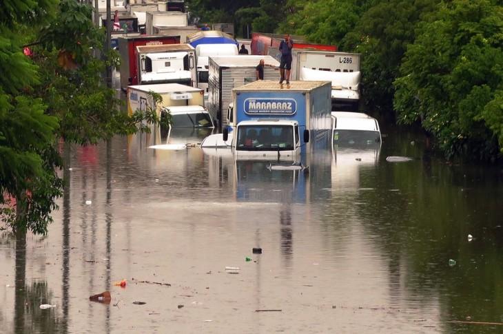 Caos em São Paulo
