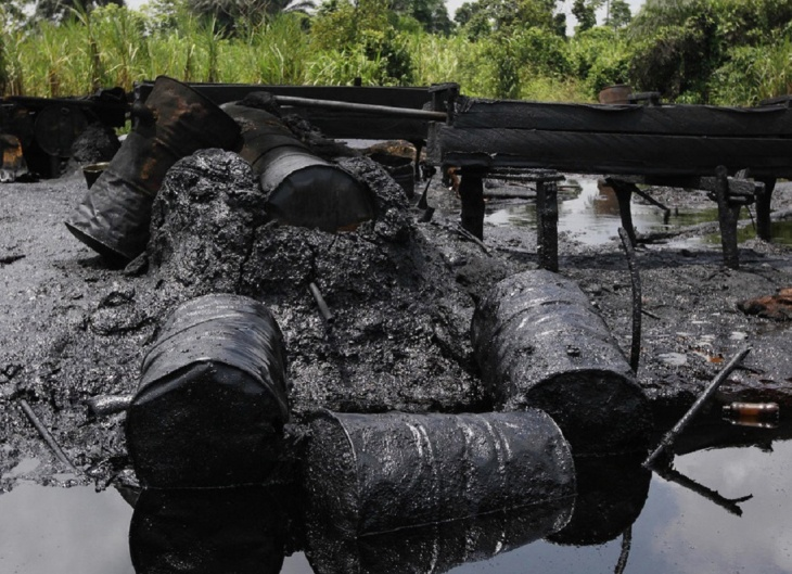 Petróleo na Nigéria