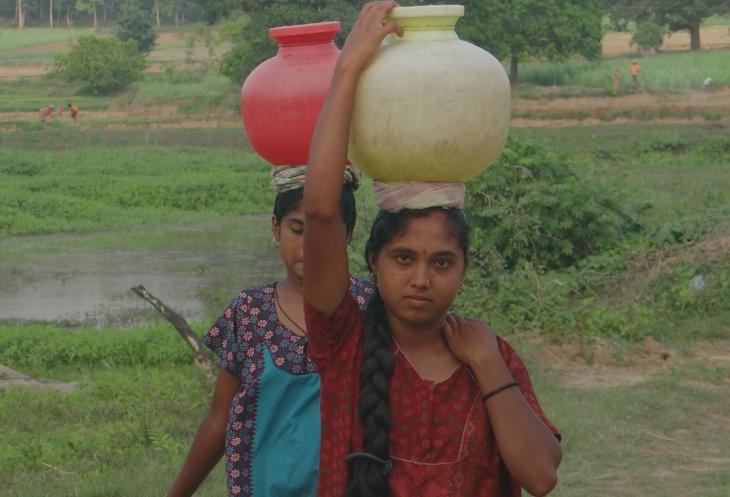 Abastecimento de água na Índia