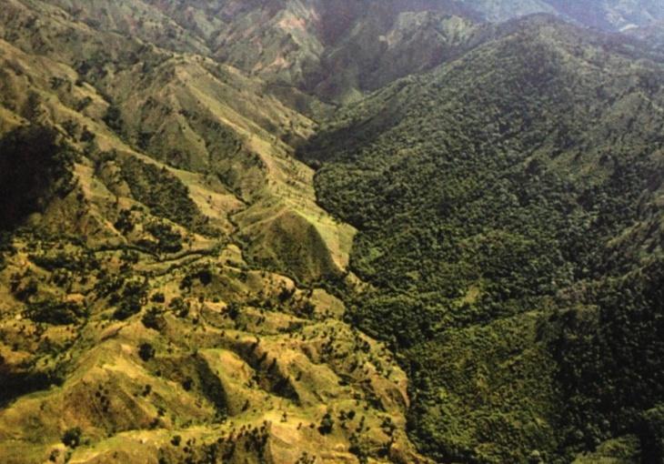 Fronteira Haiti-República Dominicana