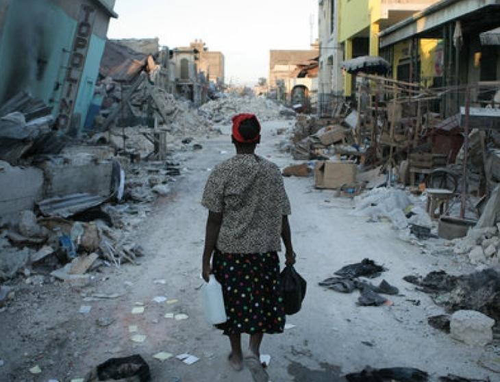 Terremoto do Haiti 2010